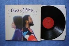 DIANA ROSS & MARVIN GAYE / LP TAMLA MOTOWN M 803V1 / 1973 (USA-F)