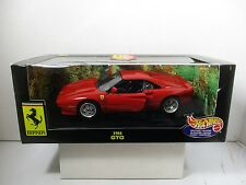 1/18 HOT WHEELS 1984 FERRARI GTO