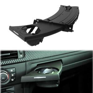 Left Driver Retractable Cup Holder Black 51459173463 Fit For BMW E90 E91 E92 E93