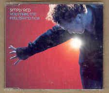 Simply Red - You Make Me Feel Rare UK 1Tr CDS