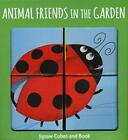 Animal Friends at Home (Jigsaw Cubes amp Book) by Nadia Favris New Book New Book