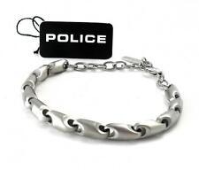 POLICE UNISEX Band Armband Edelstahl Spirit PJ22647BSS.01 UVP*85,00 € > > NEU