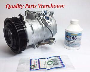 99-03 Lexus ES300 RX300 04-06 ES330 RX330 (V6)  Reman. A/C Compressor W/ Wrty