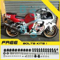 Fairing Bodywork Fit SUZUKI GSX-R GSXR 600 750 SRAD 96 97 98 99 1996-1999 06 N4