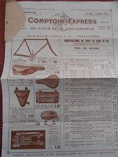 catalogue vélo collection pièce détachées  ( ref 21 )