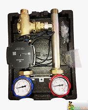 Rücklaufanhebung Ladeventileinheit 60°C GRUNDFOS UPM3 HYBRID 25/7 Hocheffizienz
