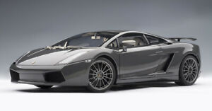 AUTOart Lamborghini Gallardo Superleggera - Grigio Telesto 74583 1/18