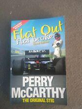 New listing Top Gear Stig Perry McCarthy Formula 1/ Audi Le Mans Signed softback