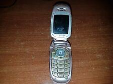 Telefono Cellulare Samsung SGH-X461 Conchiglia pezzi di ricambio