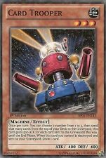 YU-GI-OH: CARD TROOPER - STARFOIL RARE - BP01-EN143 - 1st EDITION