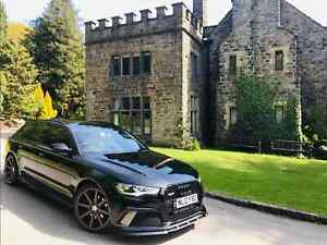 Audi RS6 Style Body Kit For The Audi A6 2011+