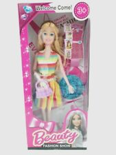Mattel France - Barbie Boucles et Couleurs