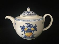 Vista Alegre VIANA Portugal Teapot - Missing Original Lid