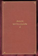 """HEIDEERZÄHLUNGEN  Friedrich Freudenthal """"Sonderlinge und Vagabunden"""" von 1891"""