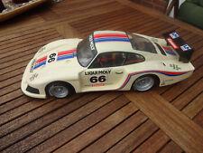 Carrera Structo Universal Porsche Rolf Stommelen mit Graupner Servo