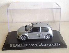 Renault Sport Clio V6 1999  1/43 G4