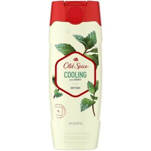 Old Spice Cooling with Mint Body Wash