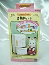 Sylvanian Families Refrigerator Set Japan Import Free shipping