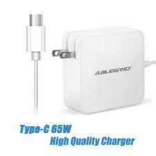 Type-C USB-C 65W AC Adapter Charger for Apple Macbook Pro 15 13 Power Cord Mains