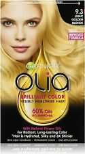 Garnier Olia Oil Powered Permanent Color, Light Golden Blonde [9.3] 1 ea