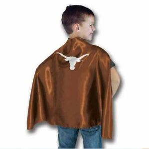 Texas Longhorns NCAA University College Sports Game Day Child Costume Accessory