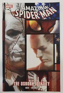 The Amazing Spider-Man - THE OSBORN IDENTITY - Graphic Novel TPB - Marvel