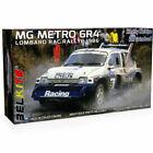 Belkits Bel016 MG Metro 6R4 Lombard Rac Rally 1986 1:24 Plastic Car Model Kit