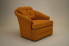 lounge club chair by Erwin-Lambeth circa 1964 vintage hollywood regency