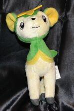 "6"" Summer Form Deerling 585 Pokemon Plush Doll Toy Stuffed Animals Jakks Pacific"