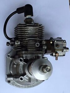 Used VINTAGE KALT Zenoah KG-22 (22cc) MODEL AIRPLANE/AEROPLANE AIRCRAFT ENGINE