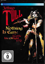 Jethro Tull - Nothing Is Easy / live at the Isle of Wight 1970   DVD   NEU&OVP