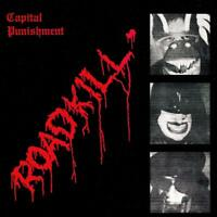 Capital Punishment ROADKILL +MP3s LIMITED EDITION New Red Colored Vinyl LP
