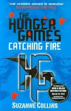 Catching Fire (Hunger Games, Book 2)-Suzanne Collins