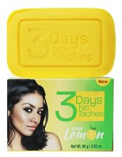 3 Days Fast Clearing LEMON Soap x 2 Bars + FREE Fast results cream - Ships Free