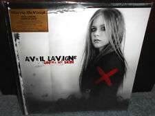 RED VINYL Avril Lavigne Under My Skin 180g LP New Don't Tell Me Music On MOV LTD