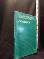 Texas Instruments TI-55 II Scientific Calculator Sourcebook 1984