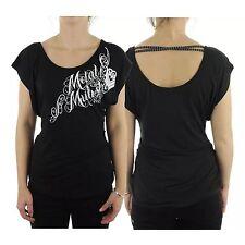"""Metal Mulisha """"raygen"""" Ladies Tunic Top Size S"""
