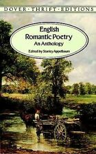 English Romantic Poetry: An Anthology (Dover Thrift Editions) by William Blake,