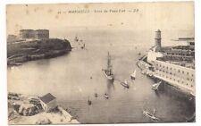 marseille ,  sortie du vieux port --