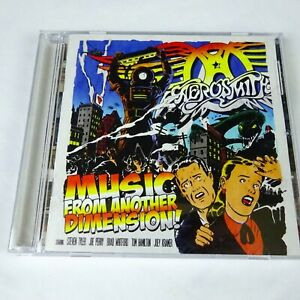 Aerosmith CD Music From Another Dimension
