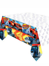 Blaze and The Monster Machines Plastic Party Tablecover Amscan Tableware