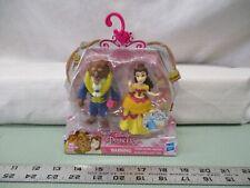 Disney Princess Beauty and Beast Prince Adam Rose Dress Dancing Castle Royal Toy