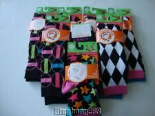LittleMissMatched Little Miss Matched Knee High Girl Socks - 8 Sets Size 9 - 11