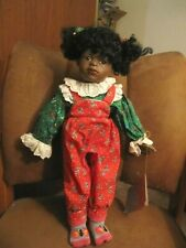 William Tung Collection ~Rare Porcelian Doll ~ Jeanette-785/1000