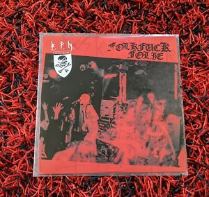 "Peste Noire Folkfuck Folie 12"" LP"