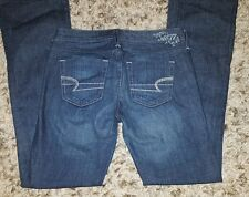 Women's AE77 American Eagle Jeans True Boot Size 4 Regular
