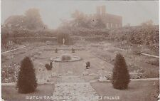 Dutch Gardens, Hampton Court Palace, Nr TEDDINGTON, Middlesex RP