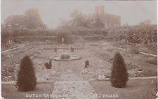 Dutch Gardens, Hampton Court Palace, Nr TEDDINGTON, Middlesex RP