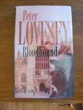 Bloodhounds by Peter Lovesey (1996) Signed 1st Uk Edition