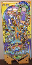 2003 Stern Simpsons Pinball Party Pinball Playfield NOS
